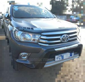 Toyota Hilux 2017 SR+ 4x4 Black   Cars for sale in Addis Ababa, Bole