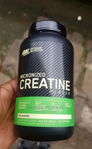 On - Creatine Monohydrate | Vitamins & Supplements for sale in Addis Ababa, Kolfe Keranio