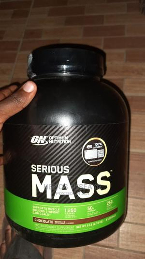 On - Serious Mass   Vitamins & Supplements for sale in Addis Ababa, Kolfe Keranio