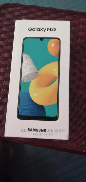 New Samsung Galaxy M32 6 GB Blue | Mobile Phones for sale in Addis Ababa, Bole