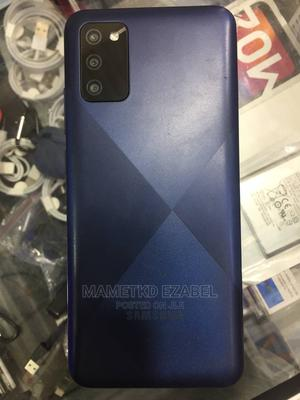 Samsung Galaxy M02 32 GB Blue | Mobile Phones for sale in Addis Ababa, Kolfe Keranio