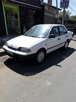 Suzuki Swift 1991 White | Cars for sale in Addis Ababa, Bole