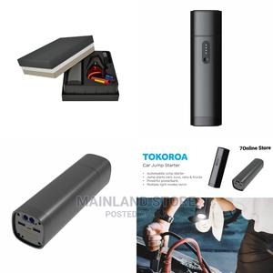 TOKOROA JAPAN Car Jump Starter With Torch and Powerbank   Vehicle Parts & Accessories for sale in Addis Ababa, Lideta