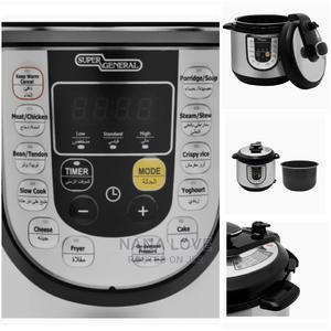 Super General Pressure Cooker | Kitchen & Dining for sale in Addis Ababa, Kirkos