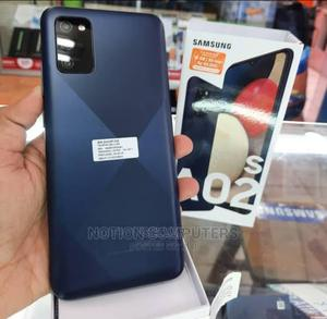 Samsung Galaxy A02S 32 GB Black | Mobile Phones for sale in Addis Ababa, Bole