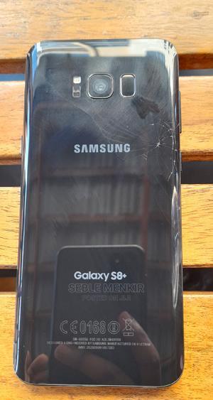 Samsung Galaxy S8 Plus 64 GB Black   Mobile Phones for sale in Addis Ababa, Arada