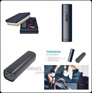 Car Jump Starter With Power Bank and Torch Light | Vehicle Parts & Accessories for sale in Addis Ababa, Bole