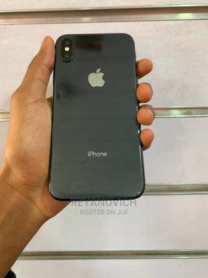 Apple iPhone X 64 GB Black | Mobile Phones for sale in Addis Ababa, Kolfe Keranio