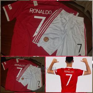 Man Utd 2022 CR7 Home Kit | Clothing for sale in Addis Ababa, Kolfe Keranio