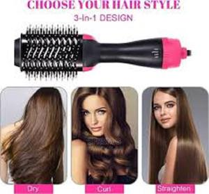 3in1 One Step Hair Dryer Styler 3 ጥቅሞችን አንድ ላይ የያዘ   Tools & Accessories for sale in Addis Ababa, Arada
