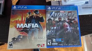 Mafia Definitive Edition Playstation 4 Game ( Ps4 Game ) | Video Games for sale in Addis Ababa, Bole