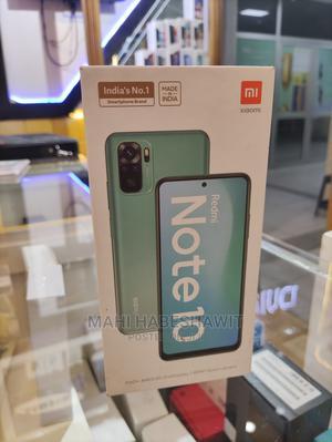 New Xiaomi Redmi Note 10 128 GB Black   Mobile Phones for sale in Addis Ababa, Bole