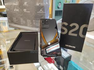 New Samsung Galaxy S20 Ultra 5G 256 GB Black | Mobile Phones for sale in Addis Ababa, Bole