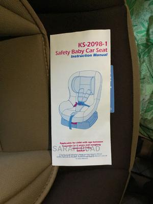 Saftey Baby Car Seat   Babies & Kids Accessories for sale in Addis Ababa, Bole
