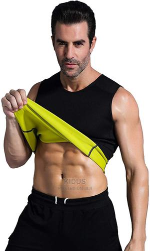 [ Photo ] HEXIN Men and Women Sweat Vest Body Shaper Shirts | Clothing for sale in Addis Ababa, Bole