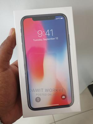 New Apple iPhone X 64 GB Silver | Mobile Phones for sale in Addis Ababa, Bole