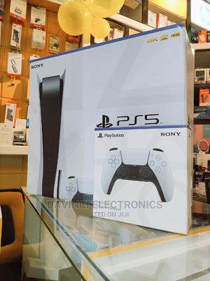 Sony Playstation 5 With FIFA 22 | Video Game Consoles for sale in Addis Ababa, Bole
