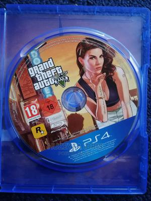GTA 5 Premium Edition Ps4 | Video Games for sale in Addis Ababa, Addis Ketema