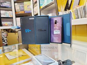 New Samsung Galaxy S9 Plus 64 GB Black   Mobile Phones for sale in Addis Ababa, Bole