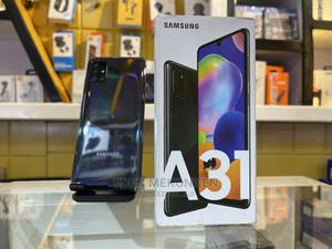 New Samsung Galaxy A31 64 GB Black   Mobile Phones for sale in Addis Ababa, Bole