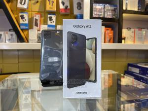 New Samsung Galaxy A12 128 GB Black   Mobile Phones for sale in Addis Ababa, Bole