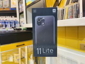 New Xiaomi Mi 11 Lite 128 GB Black   Mobile Phones for sale in Addis Ababa, Bole