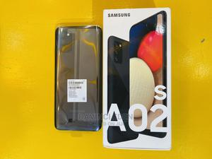 New Samsung Galaxy A02S 32 GB Black | Mobile Phones for sale in Addis Ababa, Bole