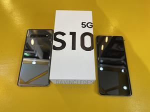 New Samsung Galaxy S10 5G 256 GB Black   Mobile Phones for sale in Addis Ababa, Bole