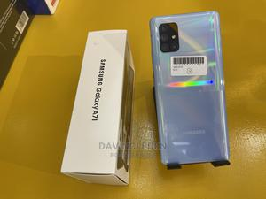 New Samsung Galaxy A71 5G 128 GB Black   Mobile Phones for sale in Addis Ababa, Bole