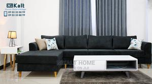 L-Shape Sofa(Bale Alga) | Furniture for sale in Addis Ababa, Nifas Silk-Lafto