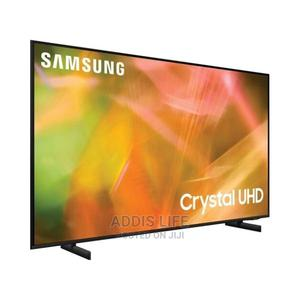 Samsung 55 Inch 4K UHD Slim Edge Screen TV | TV & DVD Equipment for sale in Addis Ababa, Addis Ketema