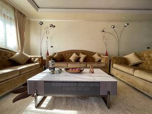 Marble Topped Coffee Table | Furniture for sale in Addis Ababa, Bole
