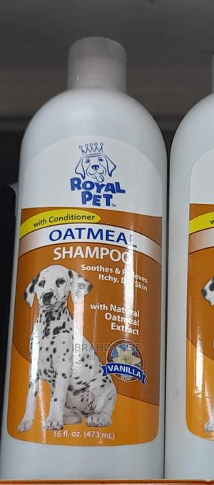 Royal Pet Shampoo With Conditioner for Dogs 473ml   Pet's Accessories for sale in Addis Ababa, Nifas Silk-Lafto