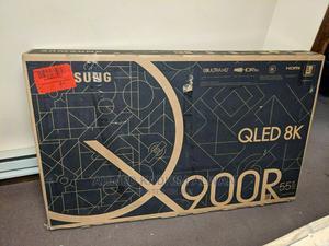 Brand New Samsung QN55Q900RBFXZA 8K QLED Smart TV | TV & DVD Equipment for sale in Harari Region, Hakim