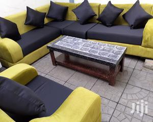 New L-Shape Sofa | Furniture for sale in Addis Ababa, Yeka