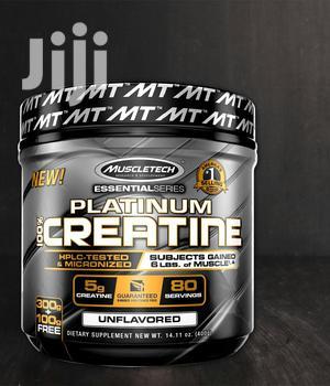 Platinum Creatine | Vitamins & Supplements for sale in Addis Ababa, Lideta