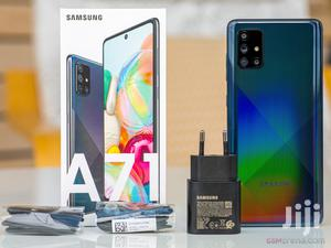 New Samsung Galaxy A71 128 GB Blue | Mobile Phones for sale in Addis Ababa, Yeka