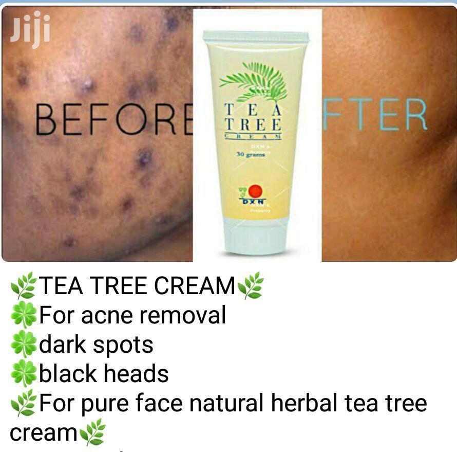 Dxn Tea Tree Cream | Skin Care for sale in Bole, Addis Ababa, Ethiopia