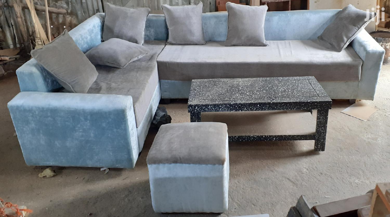 New Simple L-Shape Sofa