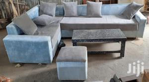 New Simple L-Shape Sofa | Furniture for sale in Addis Ababa, Bole