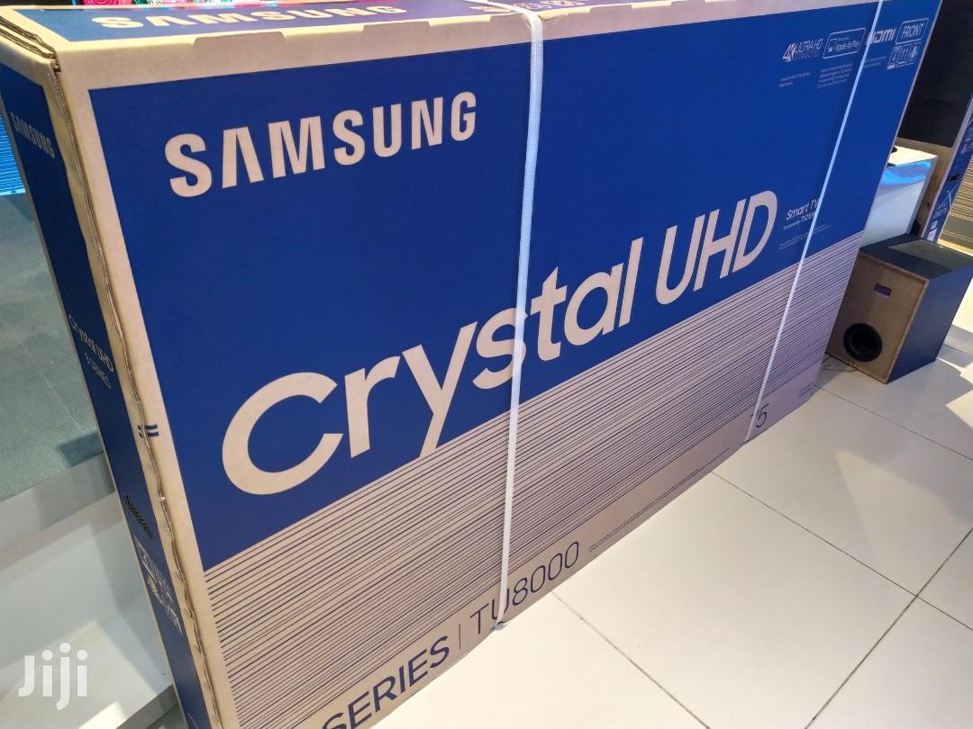 Samsung Crystal TV U Series