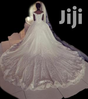 Champagne Wedding Dress For Rent | Wedding Wear & Accessories for sale in Oromia Region, East Shewa